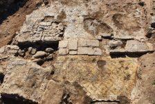 Inscripción hallada en Taybe, Galilea